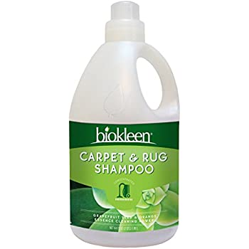 Biokleen Carpet & Rug Shampoo Concentrate - 64 oz