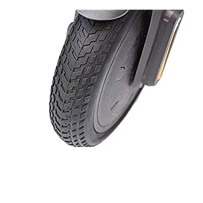 SPEDWHEL 8.5 Inch Micropores Vacuum Solid Tyre Suitable for Xiaomi Mijia M365 Electric Skateboard Replacement Tire (1 PC) : Sports & Outdoors