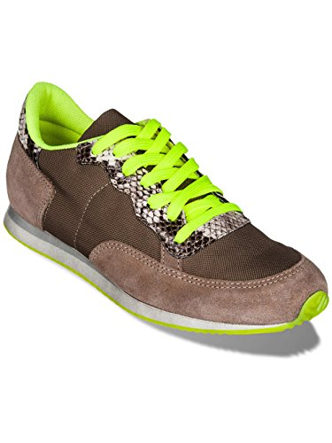 Mode Marron Run Baskets Femme Roxy qS78w0xx