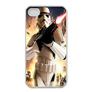 iphone4 4s Phone Case White Star Wars KMH4945163