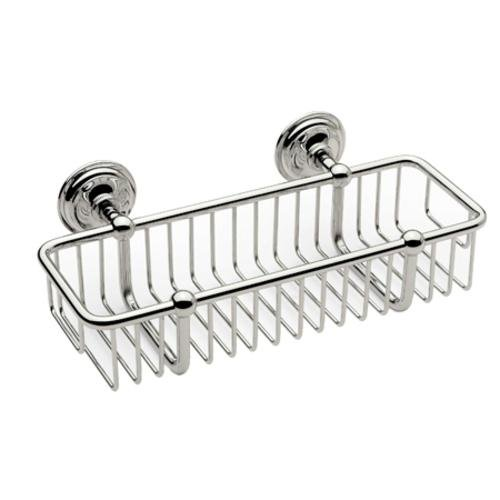 Motiv 26551-PC London Terrace 9'' Basket - 26551,Polished Chrome