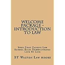 Hello, New Law Student: Welcome! e book: Law school books / Bar exam, Semester exams