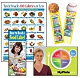 MyPlate Eating/Exercise Classroom Pack (Middle School/High School)