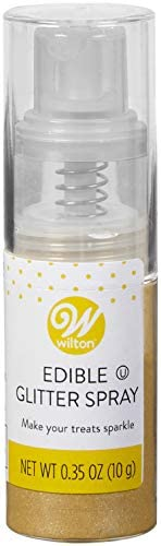 Wilton Edible Gold Glitter Spray product image