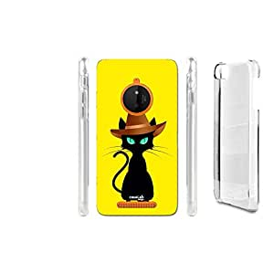 FUNDA CARCASA HAT FOR CAT PARA NOKIA LUMIA 830