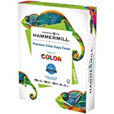 Hammermill Cardstock, 100 lb, 271 GSM, Premium Color Copy, 8.5x11-1 Pack (250 Sheets) - 100 Bright, Made In The USA Card…