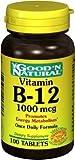 B-12 Vitamin 1000mcg 100 Tabletten