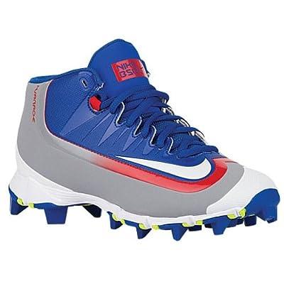Nike Huarache 2KFilth Keystone Mid BG Baseball Cleats 5Y