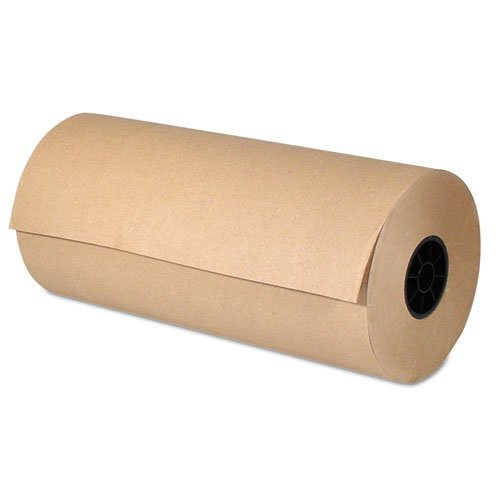 Boardwalk K24301020 Kraft Paper, 24 in x 1,020 ft, Brown