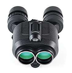 The New FUJINON Techno-Stabi 16X28 Binoculars are high powered and stabilized, which offers unique performance when used from moving vehicles, vessels at sea or stationary. The compact, lightweight and ergonomic design is ideal for nature wat...