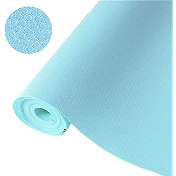 Refrigerator Mats,Non-slip Washable shelf Liner for Refrigerator Shelves Thick and Durable Mats, 17.7