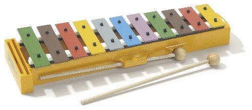 Hohner Kids / Glockenspiel (Xylophone) with Songbook, Lark, Amuse, Trifle, Twiddle by Hohner Kids