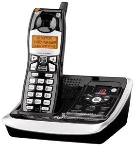 amazon com ge 25952ee1 5 8 ghz edge series cordless phone system rh amazon com GE Cordless 5.8 Gigahertz Phone GE 5.8 GHz Phone Battery