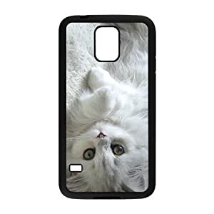 Cat Babies Hight Quality Plastic Case for Samsung Galaxy S5 by icecream design