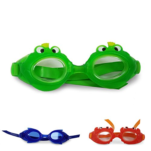Swimtastic Kids Swimming Goggles Comfortable