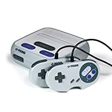 Challenger Super 16 bit HDMI system for Super Nintendo (SNES)
