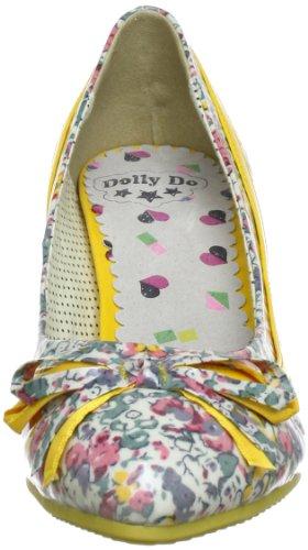 Jaune Dolly Do yellow 02 Femme Dd52206 Escarpins UIIHnzrq