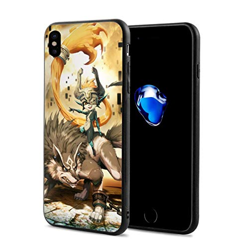 ZHENZHEN106 Handsome Legend Zelda Unisex Adult iPhone X Mobile Phone Shell 3D Pattern Customized Girl Boy Shell Ultra-Thin Cover Case for Back Cover Shell 5.7 Inch ()