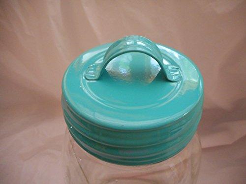 aqua candy jar - 4