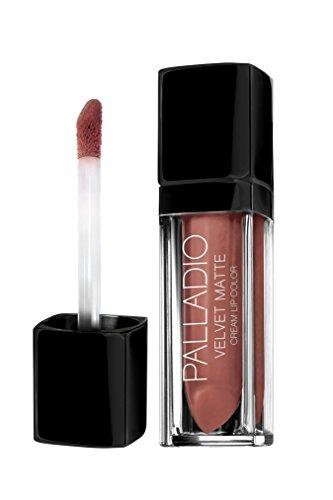 - Palladio Velvet Matte Cream Lip Color, Raw Silk