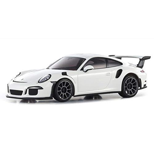 Kyosho Mini-Z RWD Porsche 911 GT3 RTR, White, KYO32321WB ()