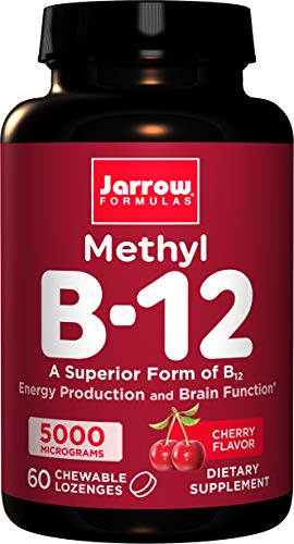 Jarrowmulas Methylcobalamin Methyl B12