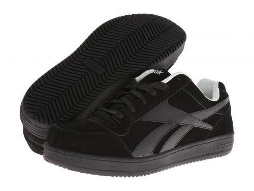 Reebok Work(リーボック) メンズ 男性用 シューズ 靴 スニーカー 運動靴 Soyay Black [並行輸入品] B07BMPB28Q 14 D Medium