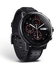 Amazfit Stratos 2s Smartwatch Premium Multisport mit GPS, wasserdicht, Fitness-Aktivitätstracker