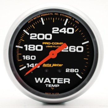 Auto Meter 5741 Phantom Series Gauge 2
