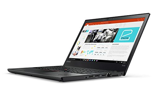 "Lenovo Thinkpad T470 Business Laptop - 20JM000CUS (14"" HD Dipslay, Intel Core i5-6200U 2.30GHz, 4GB DDR4 RAM, 500GB 7200rpm HDD, Fingerprint Reader, Windows 7/10 Pro 64) by Lenovo (Image #2)"