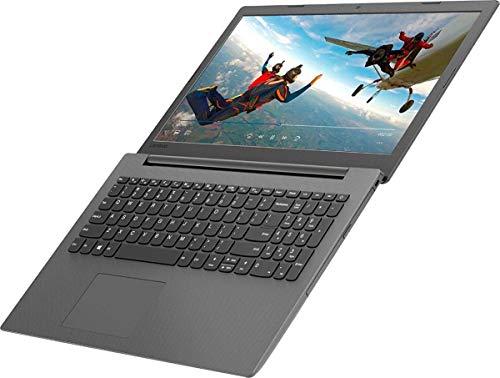 """2019 Lenovo Ideapad 130 15.6"""" Laptop Computer, AMD A6-9225 2.6GHz, 4GB DDR4 RAM, 500GB HDD, DVDRW, AMD Radeon R4, 802.11ac WiFi, Bluetooth 4.1, USB 3.0, HDMI, Windows 10 Home"""