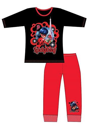 Miraculous Ladybugs Pyjamas Pijama - para niña: Amazon.es: Ropa y accesorios