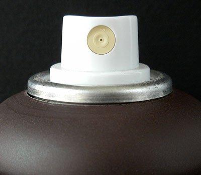 Montana Gold Series - Shock Dark Brown 11oz aerosol can