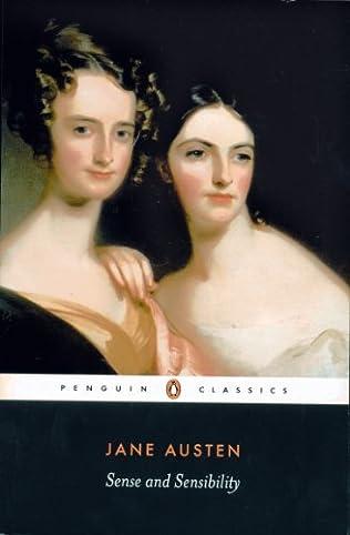 Book Cover Of Sense And Sensibility