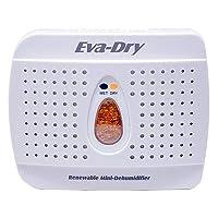 Eva-Dry New and Improved E-333 Renewable Mini Dehumidifier