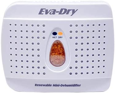Eva-dry E-333 Mini Dehumidifier For Grow Tent