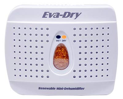 Eva-dry E-333 Renewable Mini Dehumidifier