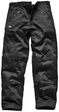 Rodillera Dickies Action WD8144233 Color Negro