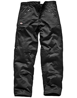 Men's Action Knee Pad Cargo Work Pants