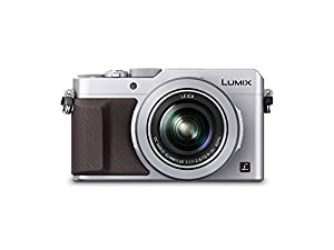 Panasonic LUMIX DMC-LX100S 4K, Point and Shoot Camera with Leica DC Lens (Silver) (Certified Refurbished) by Panasonic