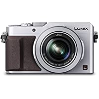Panasonic LUMIX DMC-LX100S 4K, Point and Shoot Camera with Leica DC Lens (Silver) (Certified Refurbished)