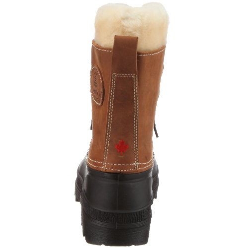 Kamik Kvinna Pearson Shearling Boot Cognac