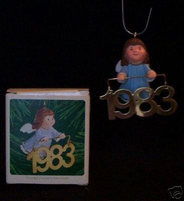 Angel Messenger 1983 hallmark -