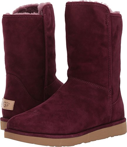 UGG Womens Abree Short II Boot Port Size 6 (Shaft Boot Ugg Height)
