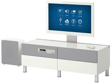 Ikea uppleva 2.1 Sistema de Sonido BlueRay Player Gris Claro 5 años Gar 802.248.74: Amazon.es: Electrónica