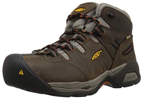 KEEN Utility Men's Detroit XT Mid Soft Toe Waterproof Work Boot