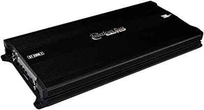 American Bass 2 Channel 2000W Max Amplifier by American Bass