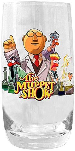 The Muppet Show Dr. Bunsen Honeydew and Beaker Collectible Pint Tumbler Glass (Muppets Dr Bunsen Honeydew)