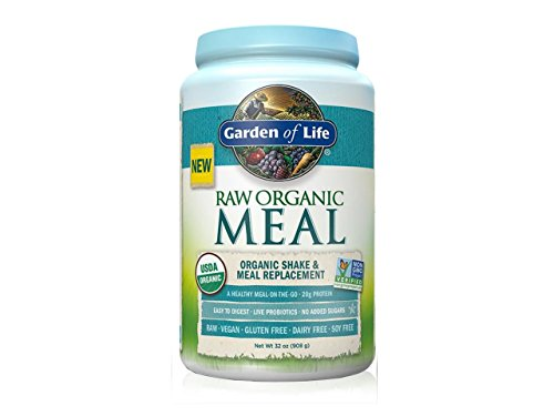 Garden of Life Raw Meal Organic-Natural