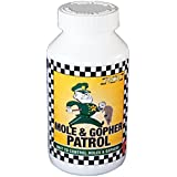 RCO Pest Control Products MP4 Mole Patrol Bait, 16-Ounce